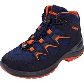 Lowa Innox Evo GTX - Chaussures Enfant - orange/bleu